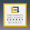 Theo Paphitis Small Business Sunday Winner