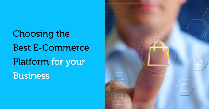 Choosing the best e-commerce platform