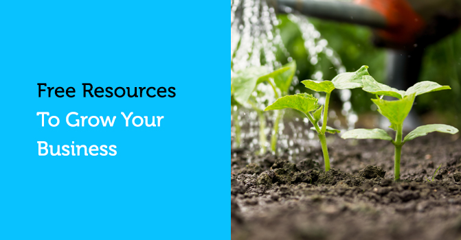 Free Resources to Grow Your Business