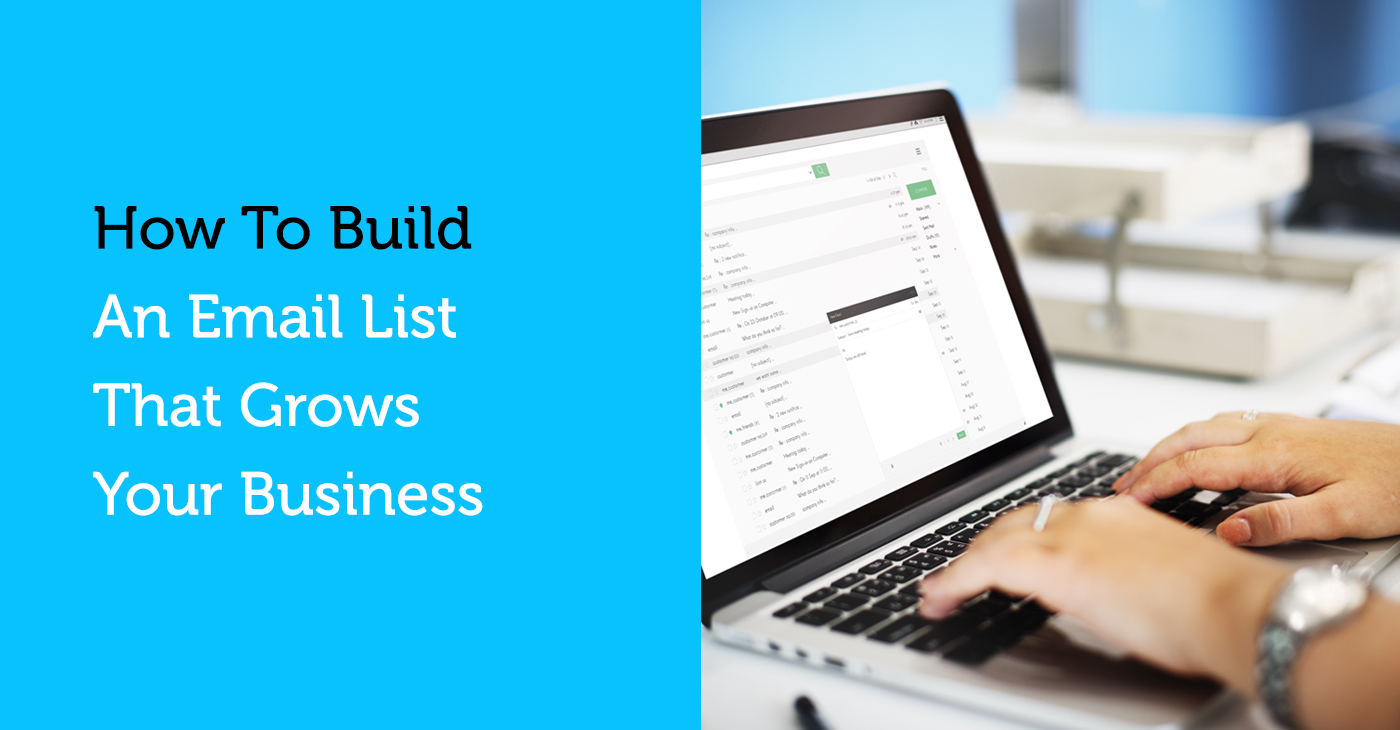 Build Email List Grow Business